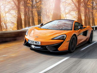 McLaren has paired with Pirelli to deliver a new winter wheel and tyre package for McLaren Sports Series models.