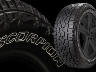 The new Pirelli Scorpion All Terrain Plus