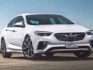 The new Holden Commodore