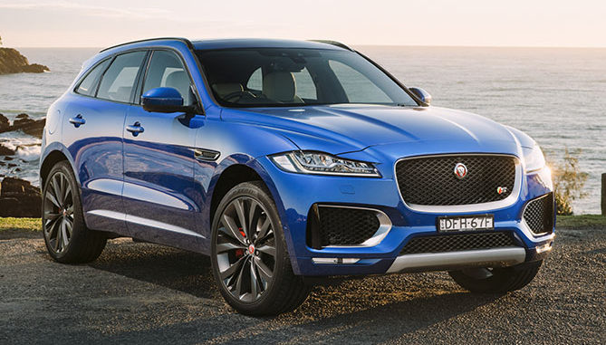 jaguar f pace secures five star ancap safety rating. Black Bedroom Furniture Sets. Home Design Ideas