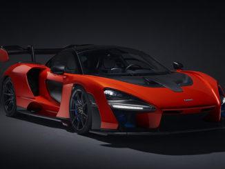 The McLaren Senna