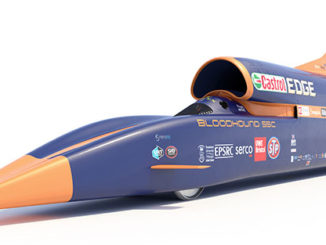 Avon Tyres is to join the Bloodhound SSC project - the UK land speed record program that will attempt to break the 1000mph barrier