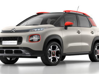 Owners of the Citroen C3 Aircross compact SUV will have Hankook tyres as a choice for OE fitment