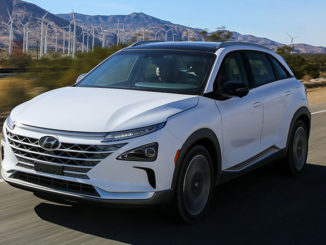 The NEXO is Hyundai's all-new fuel cell electric vehicle.