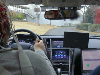 Nissan's brain-to-vehicle technology promises faster and safer driving