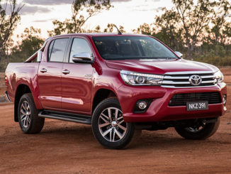 The Toyota Hilux was Australia's top-selling vehicle in 2017