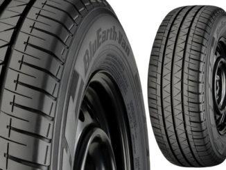 Yokohama has revealed its new BluEarth-Van RY55 Van Tyre
