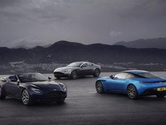 Aston Martin's DB11 Range