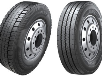 The Hankook SmartTouring DL22 and AU03+ tyres
