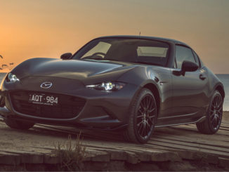 The Limited Edition Mazda MX-5 RF