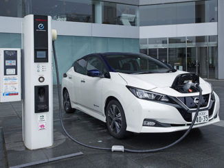 The new Nissan LEAF is to go on sale in Australia