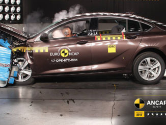 The new Commodore has received a 5-star ANCAP safety rating