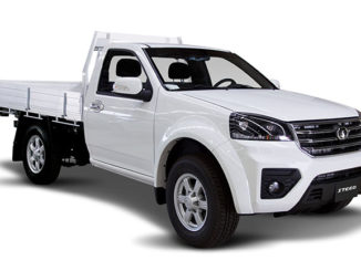 The Great Wall Steed single cab utility