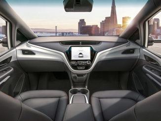 GM Cruise AV - no steering wheel, no pedals, no driver