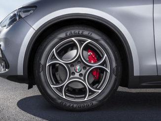 Goodyear's Eagle F1 Asymmetric 3 SUV tyre