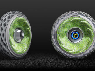 Goodyear Oxygene concept tyre