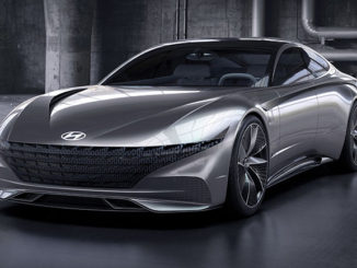 The Hyundai 'Le Fil Rouge (HDC-1)' Concept