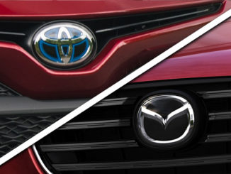 Mazda and Toyota have established a joint-venture to manufacture vehicles in the U.S.