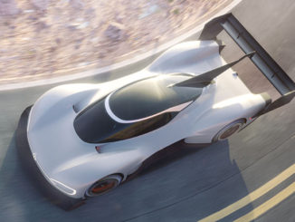 The VW I.D. R Pikes Peak