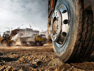 Continental's new CrossTrac tyre