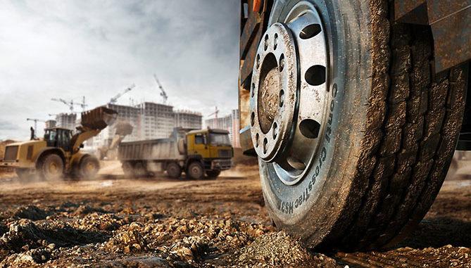 Continental's new CrossTrac tyre
