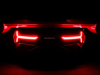Brabham Automotive has released this teaser image of the BT62