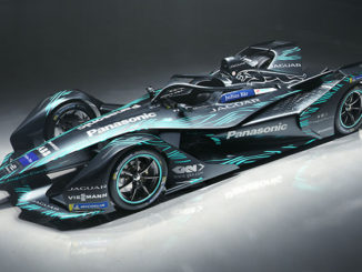 Jag has revealed the livery for its Gen2 Fomrula E race car