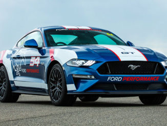 The Ford Mustang is to debut in Australia's Supercar Series in 2019