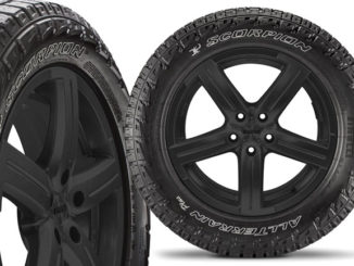 Pirelli has launched the Scorpion All Terrain Plus tyre to North America