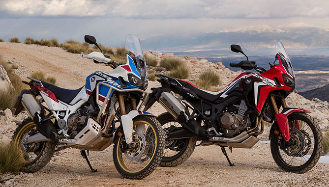 Pricing has been revealed for the 2018 Honda Africa Twin models to be available in Australia