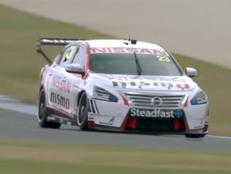 Nissan has announced that the 2018 Supercars championship will be its last