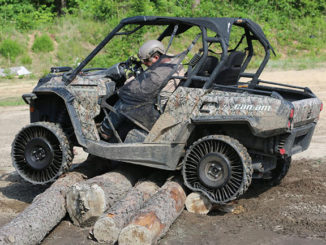 Michelin Tweel Technologies is introducing the X Tweel UTV tyre to the U.S. market.