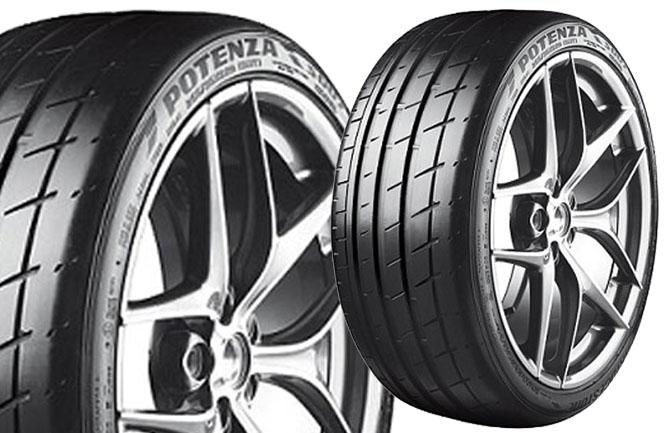 Bridgestone's Potenza S007 Run-Flat tyres are an optioinal fitment for the Ferrari Portofino