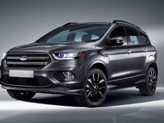Ford Escape ST-Line