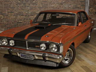 A GTHO Phase III has sold for more than $1million at Lloyds Auctions