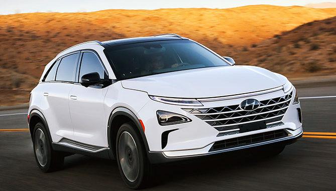 The Hyundai Nexo