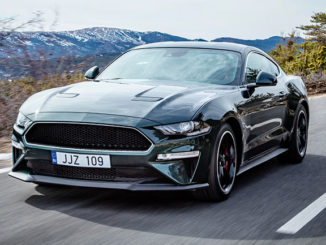 The Mustang BULLITT will reach Australian dealers in October