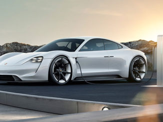 The Porsche Mission E all-electric sports car will be known as the Taycan when it goes into production in 2019