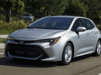 The new Toyota Corolla comes stacked with safety features
