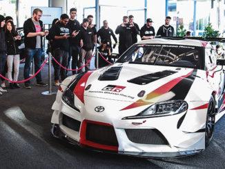 Toyota's GR Supra Racing Concept