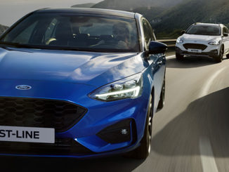 The new Ford Focus goes on sale in Australia in November