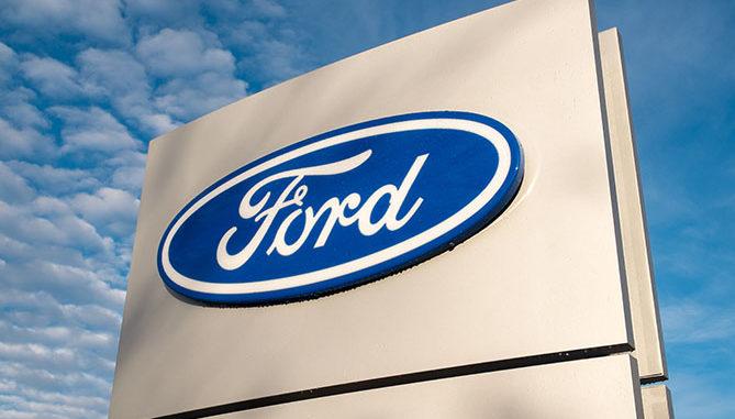 Ford is creating an Autonomous Vehicles division