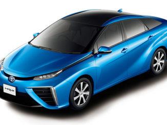 Toyota's Mirai FCV