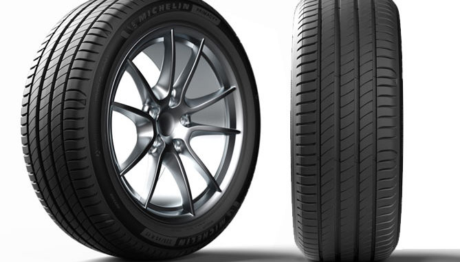 Michelin launches the Primacy 4 tyre in Australia