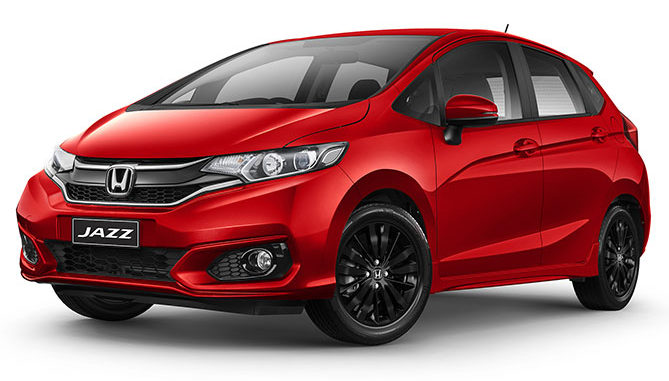 Honda Australia is releasing limited edition models of the Jazz and CR-V