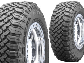 Falken tyres are to be available for the new Merc G-Class