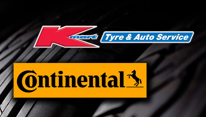 Continental is to buy Kmart Tyre & Auto