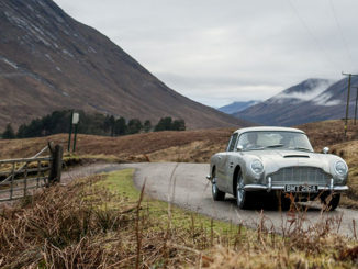 Aston Martin is to build a handful of continuation DB5 models, the car made famous through its association with James Bond.