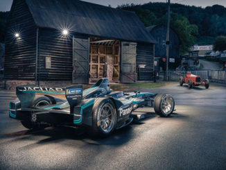 Jag has set a new electric car course record at the Shelsley Walsh Hill Climb with the I-TYPE 2 Formula E race car.