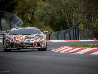 Lamborghini has set a new record at the Nurburgring with the Aventador SVJ